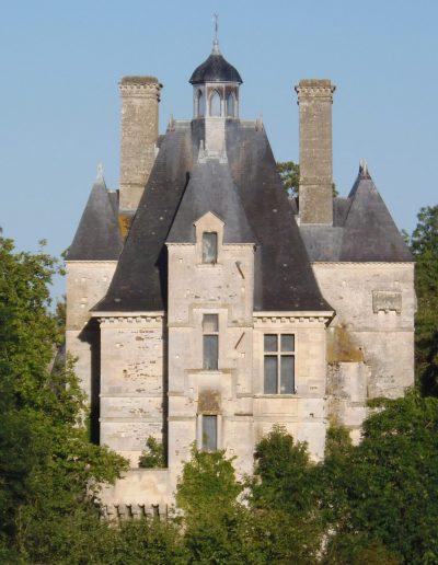 Château d'Aubry-en-Exmes